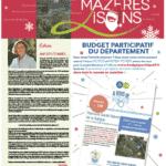 Mazères-Lisons n°28 – Décembre 2020
