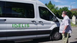 FLEXILIS : Le transport personnalisé pour les habitants éloignés des lignes de bus régulières